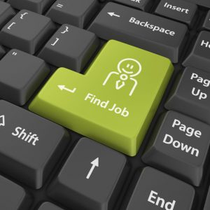 Key to finding a job