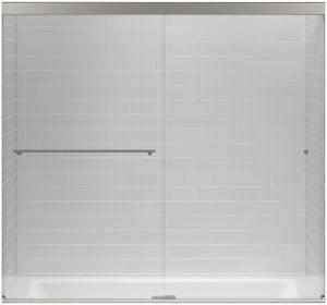 Framsless Shower Door