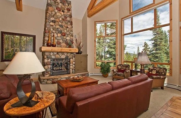 Breckenridge Thanksgiving Getaway Cabin Rental